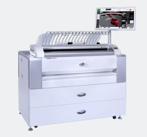 工程复印机的三种常见复印方式